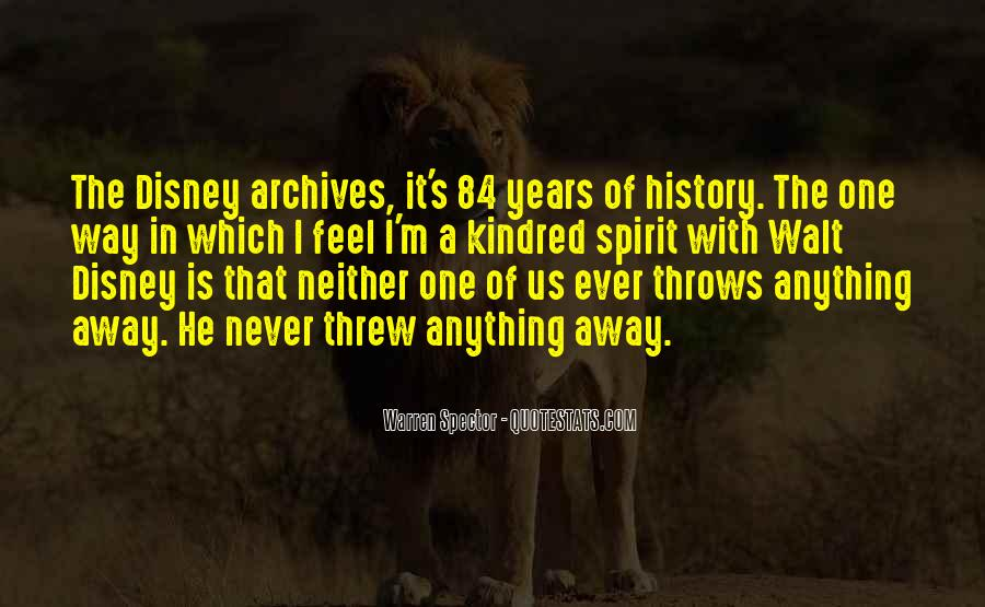 Quotes About Archives #1412625