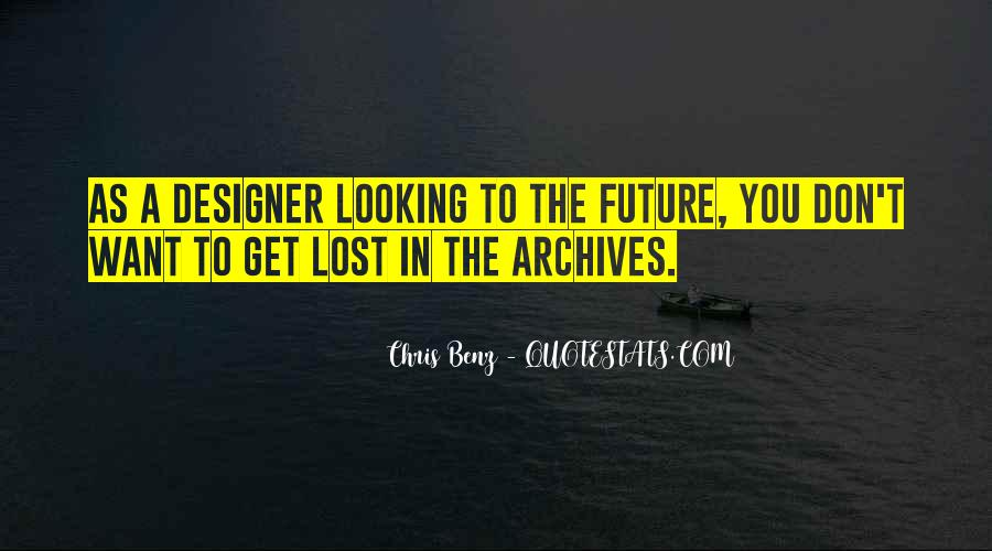 Quotes About Archives #1437971