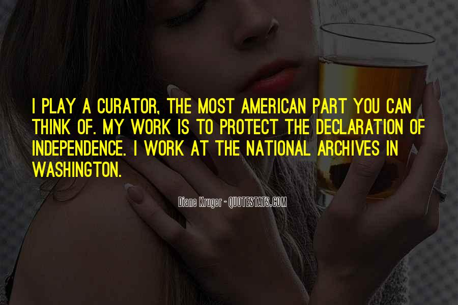 Quotes About Archives #1495129