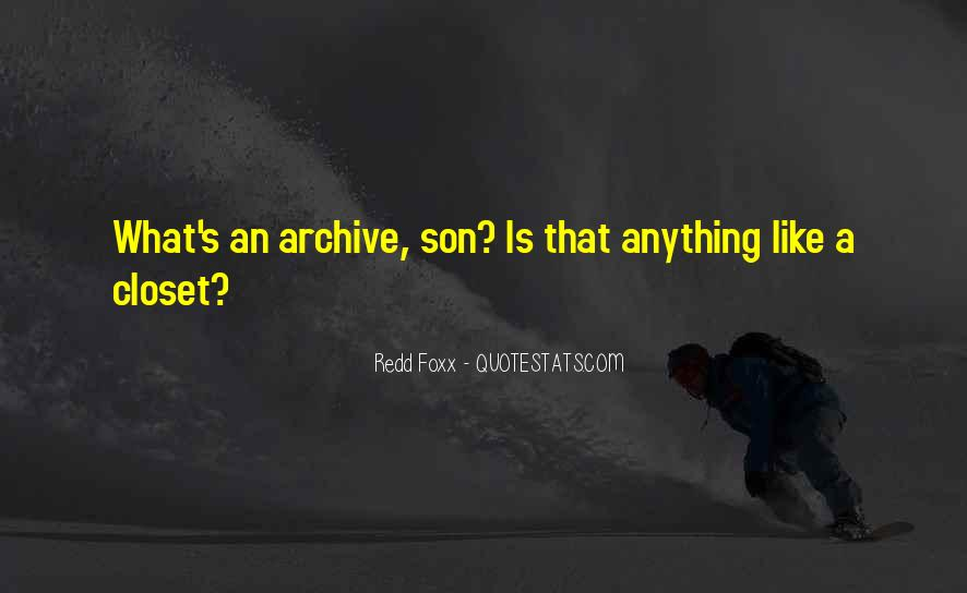 Quotes About Archives #280319