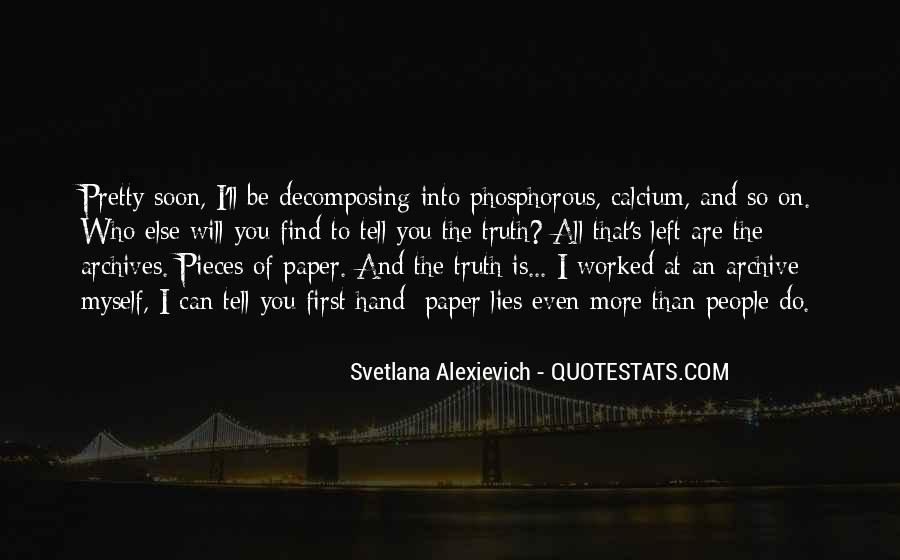 Quotes About Archives #319640