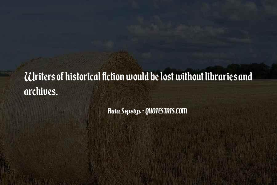 Quotes About Archives #841836