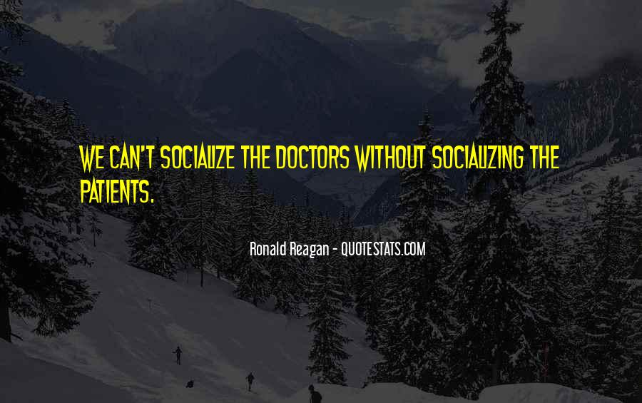 Quotes About Socializing #1454221