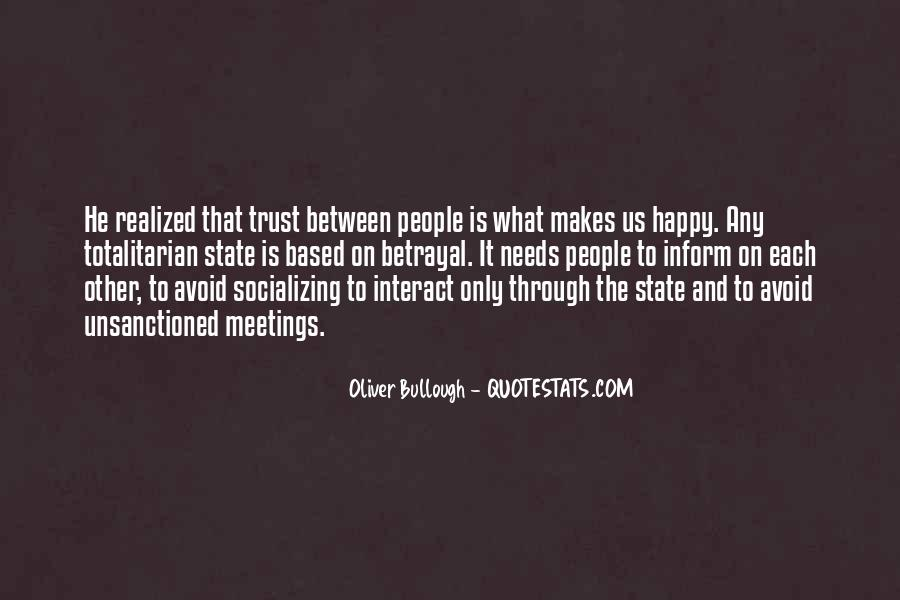 Quotes About Socializing #160102