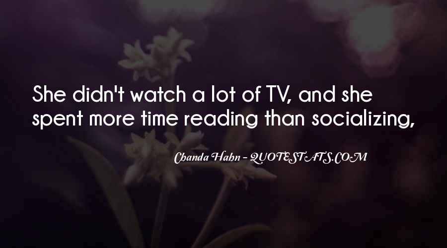 Quotes About Socializing #1675508