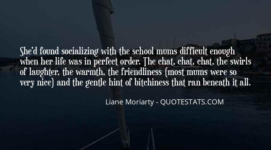 Quotes About Socializing #669952
