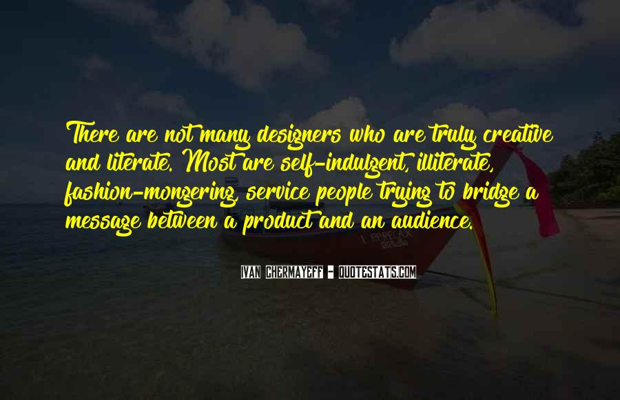 Quotes About Fashion Designers #1000360