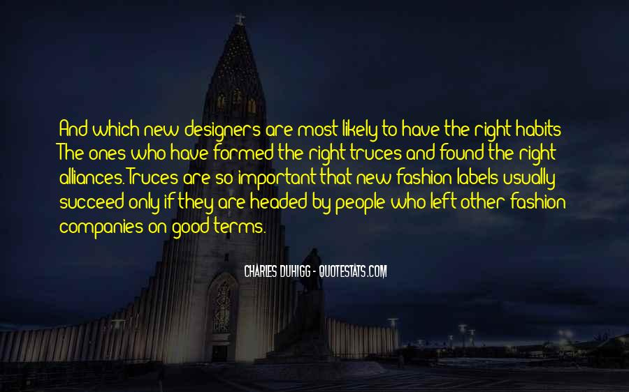 Quotes About Fashion Designers #10162