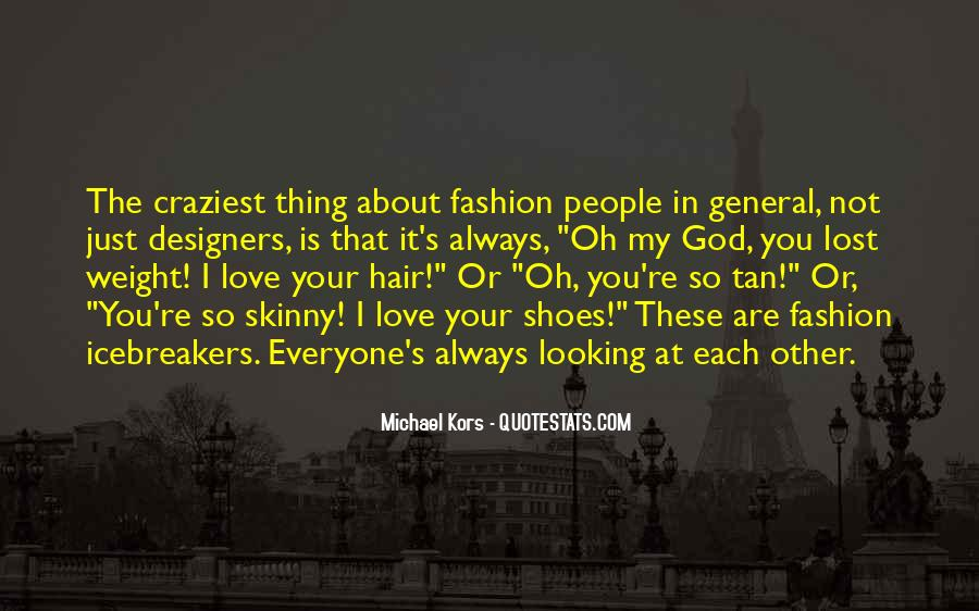 Quotes About Fashion Designers #1065194