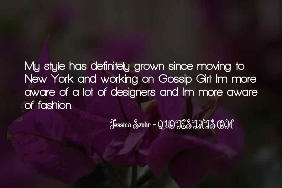 Quotes About Fashion Designers #1170257