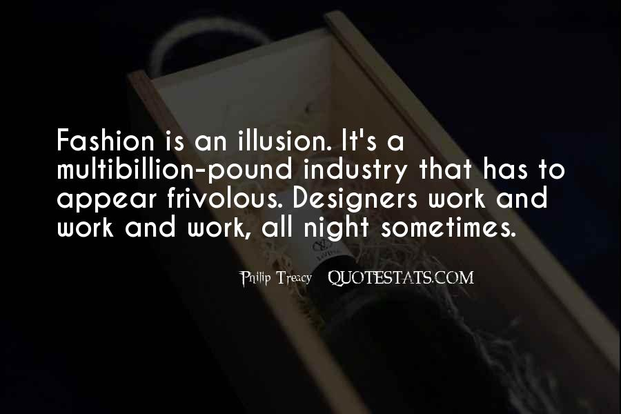 Quotes About Fashion Designers #1219177