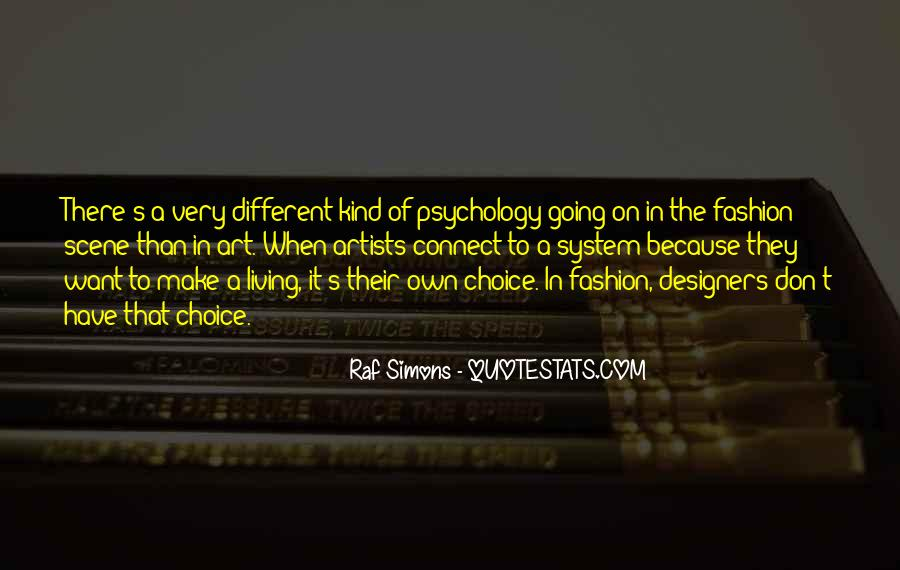 Quotes About Fashion Designers #1291348