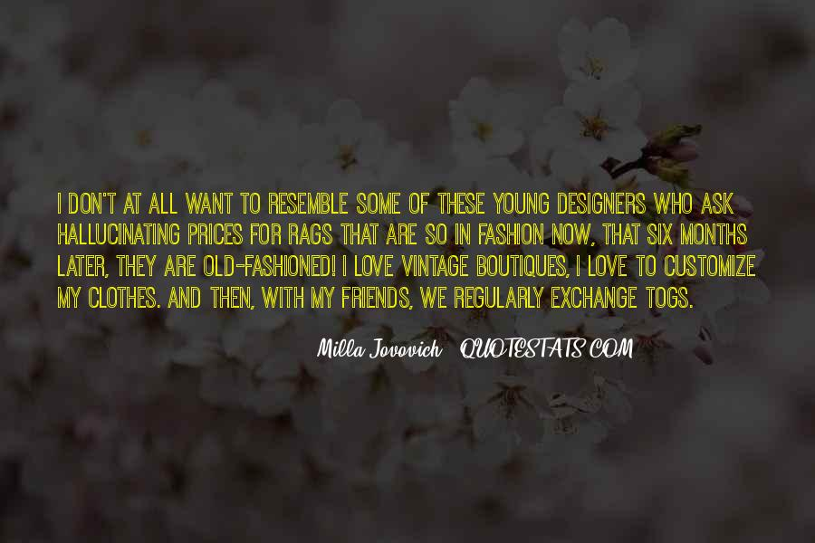 Quotes About Fashion Designers #1442178