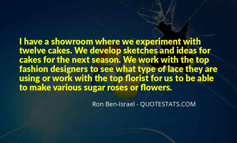Quotes About Fashion Designers #1442376