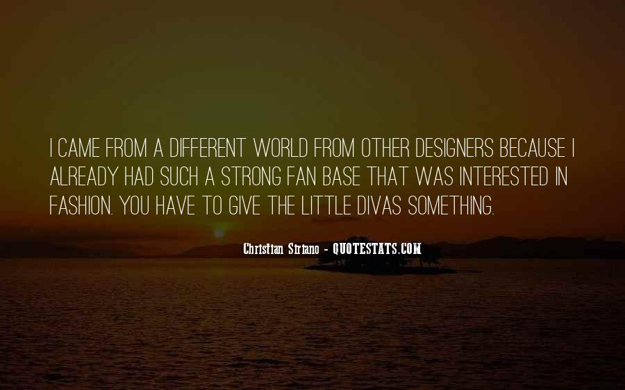 Quotes About Fashion Designers #1526829
