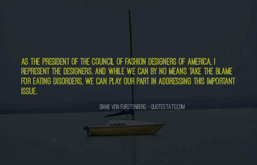 Quotes About Fashion Designers #1567052