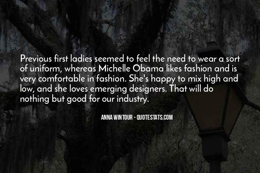 Quotes About Fashion Designers #1730061