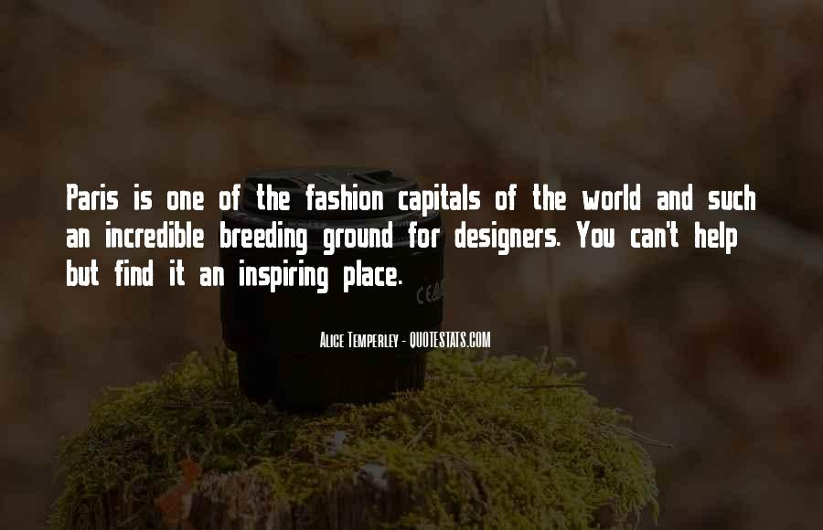 Quotes About Fashion Designers #1763157