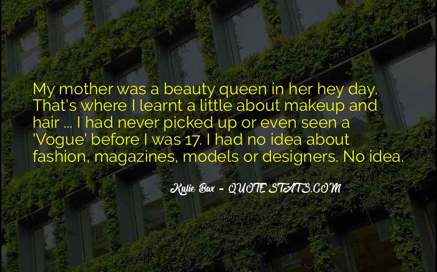 Quotes About Fashion Designers #366382