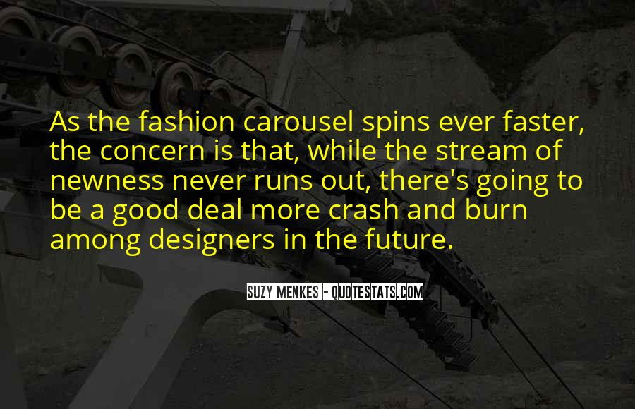 Quotes About Fashion Designers #600352