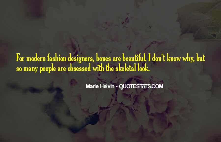 Quotes About Fashion Designers #645214