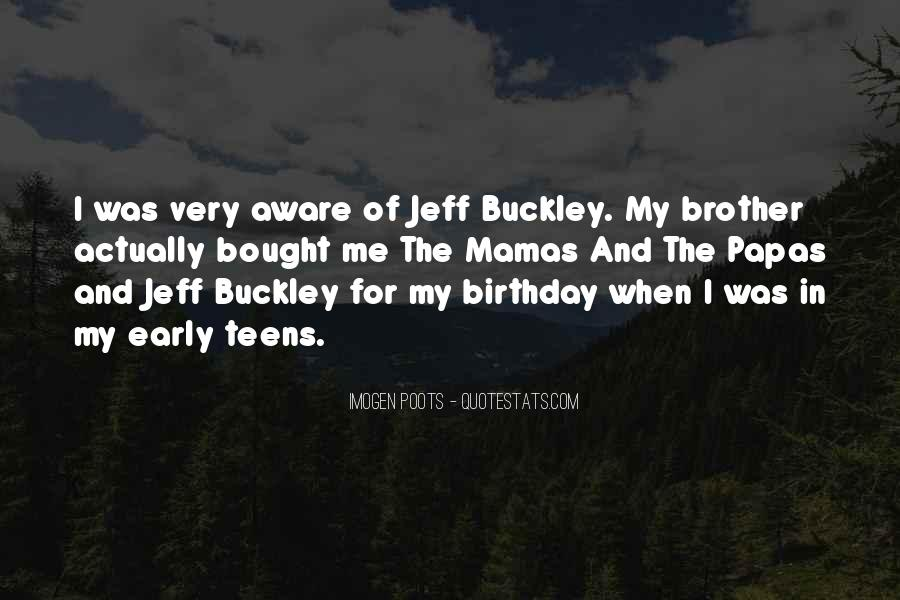 Quotes About Your Brother's Birthday #8046