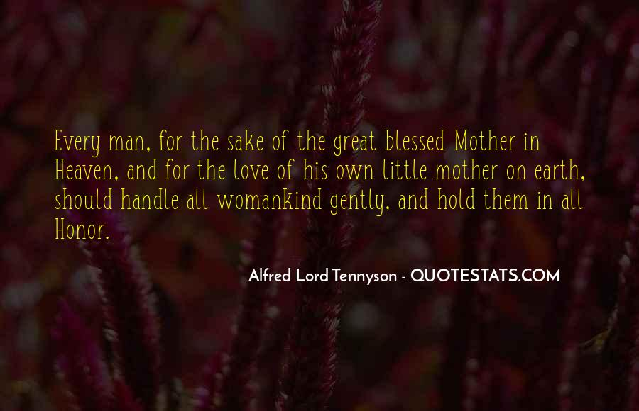 Quotes About Blessed Mother #1046809