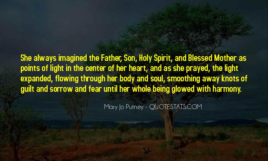 Quotes About Blessed Mother #1095129