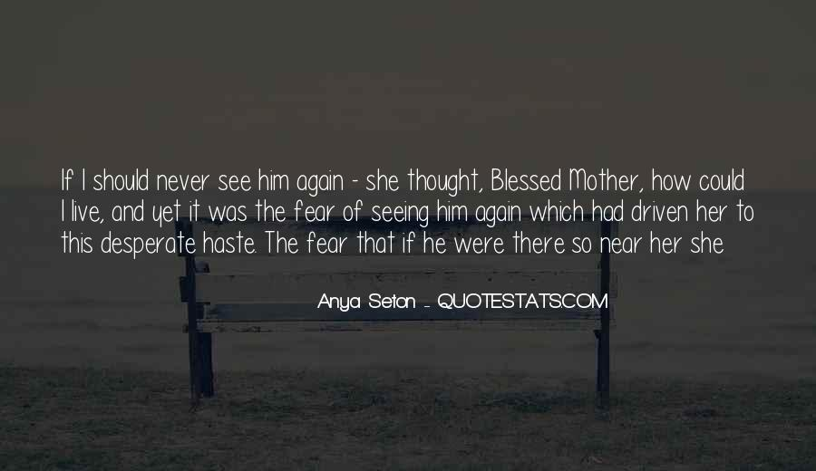 Quotes About Blessed Mother #1627858