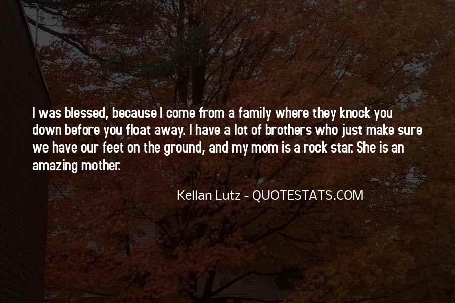 Quotes About Blessed Mother #1656350