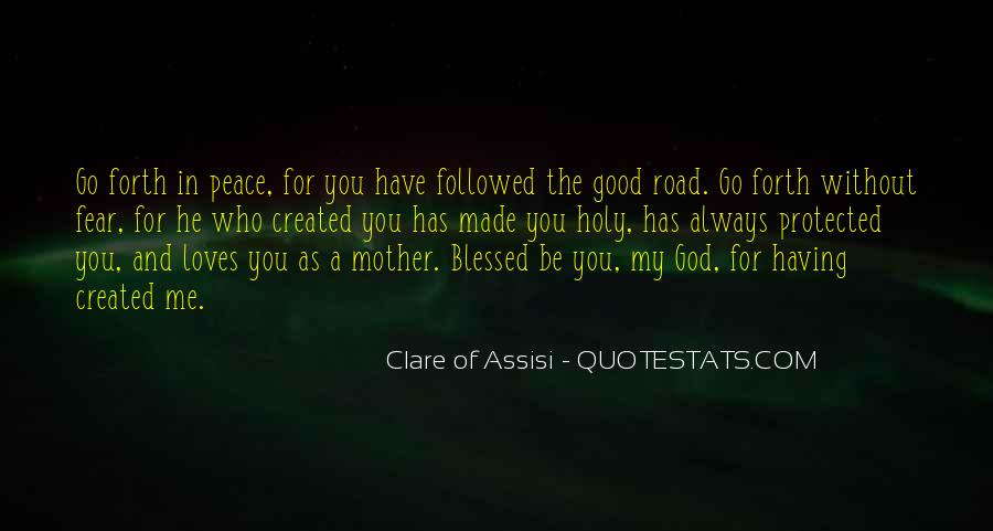 Quotes About Blessed Mother #515061