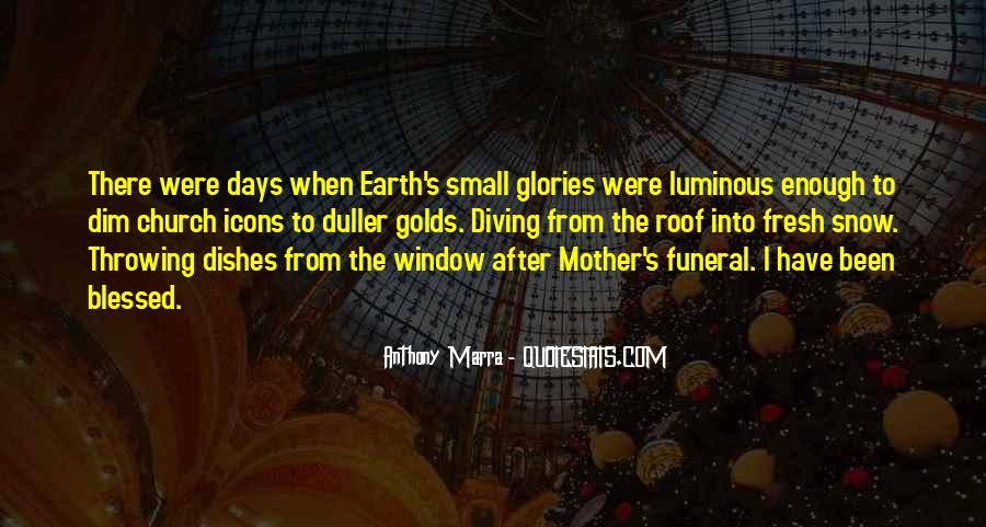 Quotes About Blessed Mother #981507