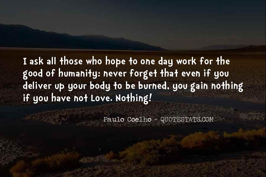 Quotes About Hope For A Good Day #1221775
