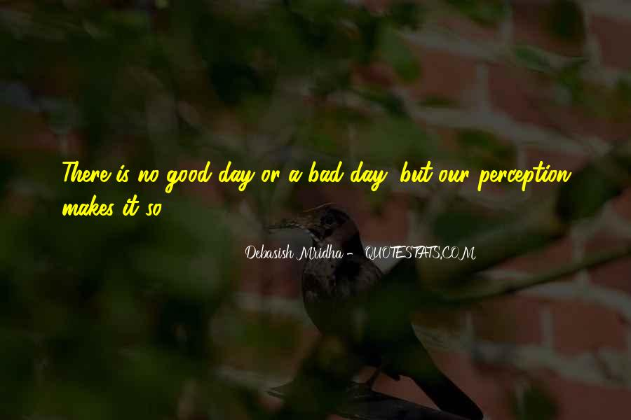 Quotes About Hope For A Good Day #579980
