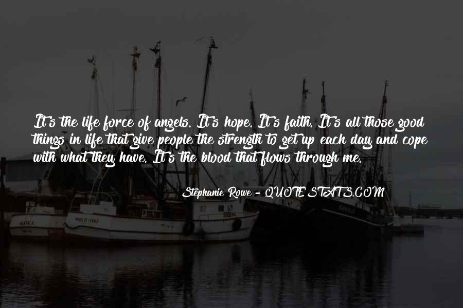 Quotes About Hope For A Good Day #599257