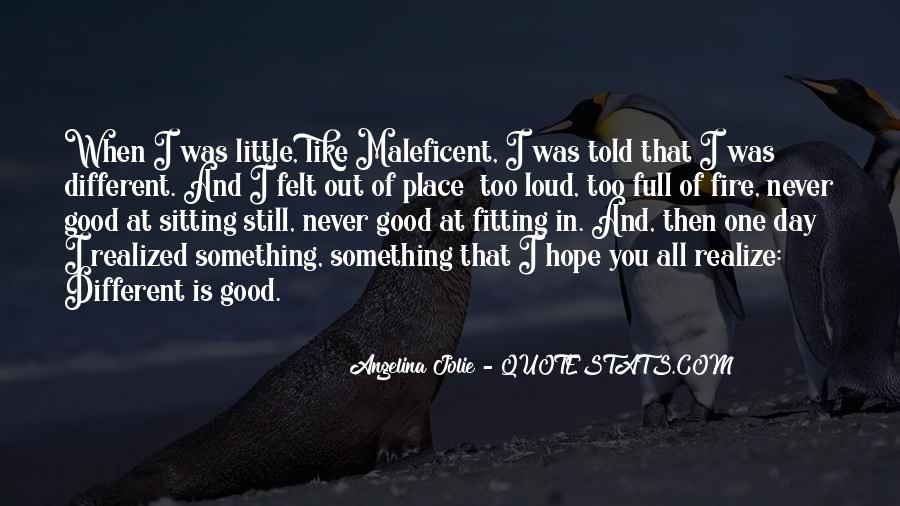 Quotes About Hope For A Good Day #908409