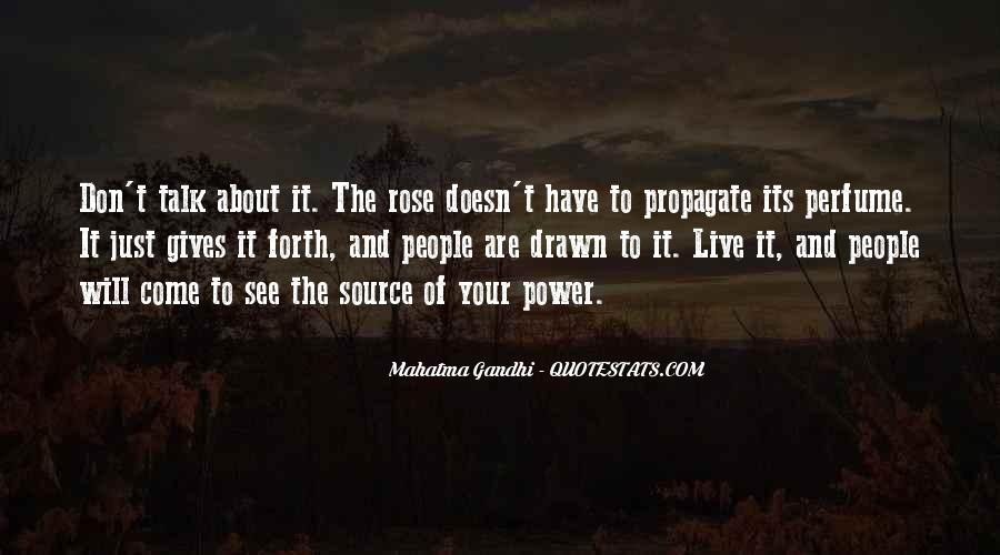 Quotes About Will To Live #25807