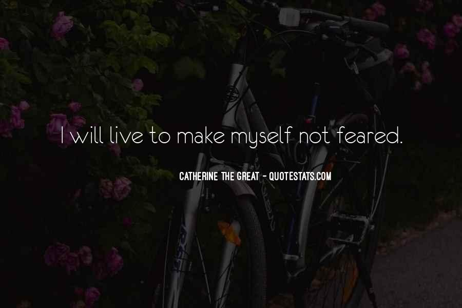 Quotes About Will To Live #69181