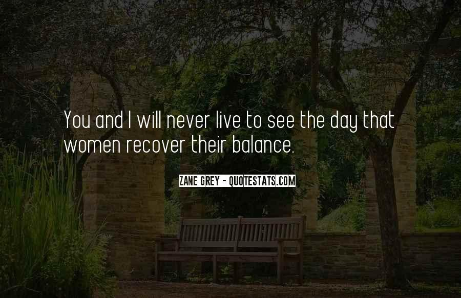 Quotes About Will To Live #93113