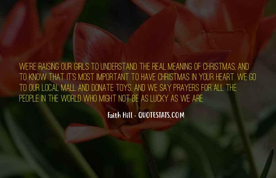 Quotes About Christmas In Your Heart #101353