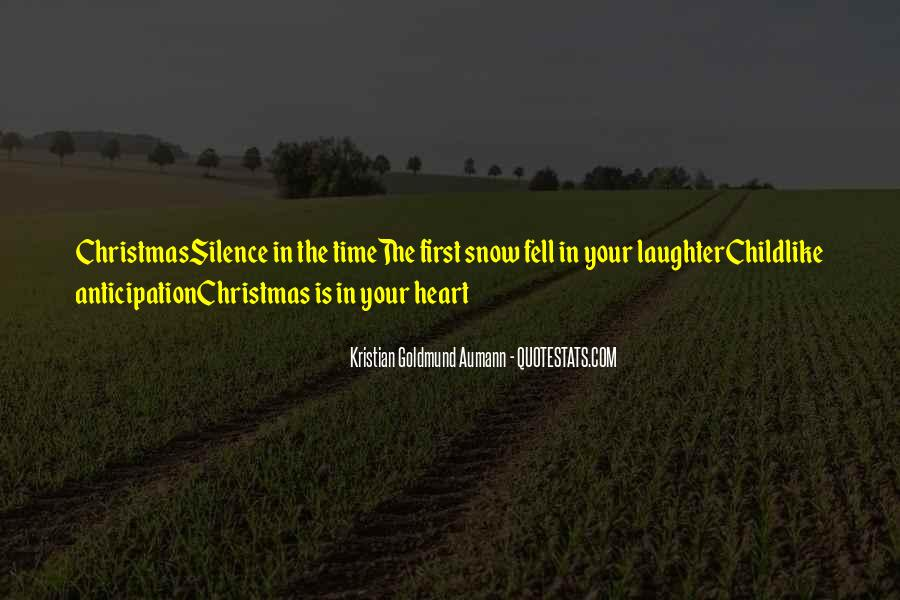 Quotes About Christmas In Your Heart #1113167