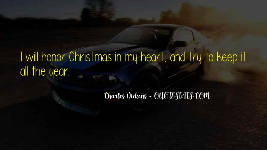 Quotes About Christmas In Your Heart #124511