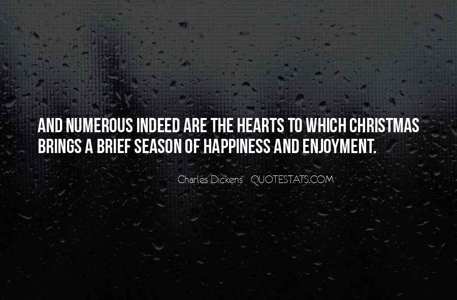 Quotes About Christmas In Your Heart #125164
