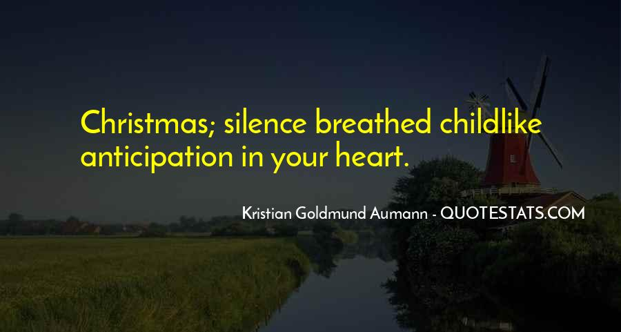 Quotes About Christmas In Your Heart #1397011