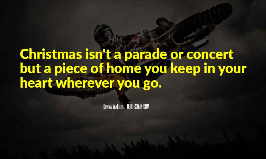 Quotes About Christmas In Your Heart #1758935