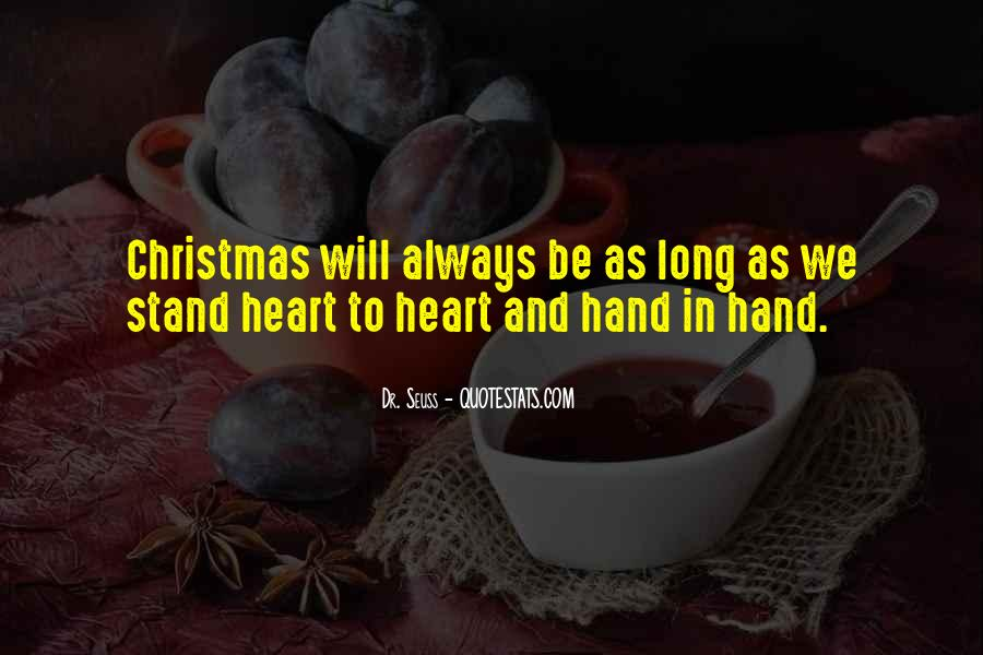 Quotes About Christmas In Your Heart #409209