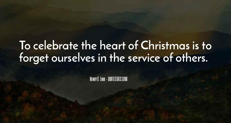 Quotes About Christmas In Your Heart #411688