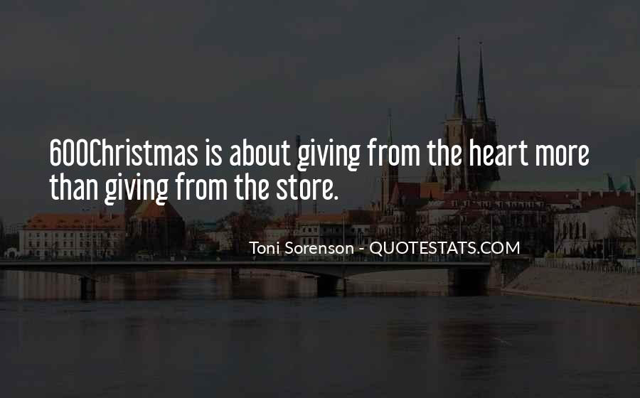Quotes About Christmas In Your Heart #571378