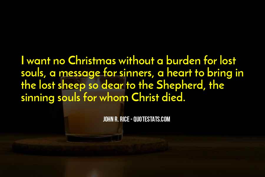 Quotes About Christmas In Your Heart #606031