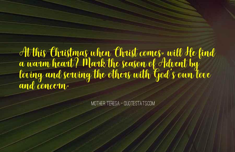 Quotes About Christmas In Your Heart #731847